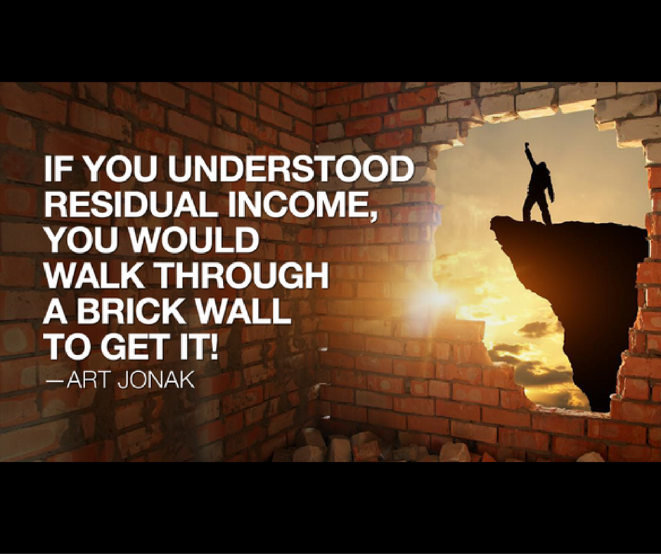 What is Residual Income and Why You Need to Have One?
